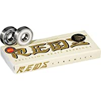 Bones 'Ceramic Reds' Bearings. x8.