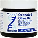 Young Health Ozonated Olive Oil with Alkalizing Mineral Blend