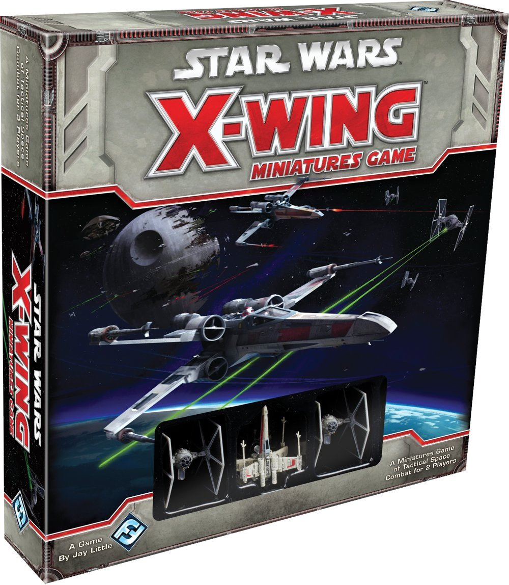 Star Wars X-Wing Miniatures Game Core Set Fantasy Flight Games