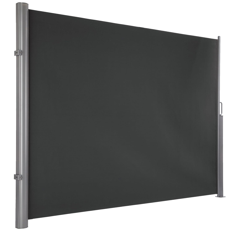 Ultranatura Maui Seitenmarkise, grau, 300 x 180 cm Bild