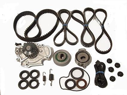TBK Timing Belt Kit Honda Accord 1998 To 2002 Dx Lx Ex VP 4cyl Aisin Water