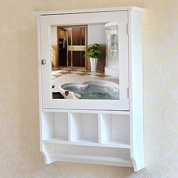 Wandschrank Wandschrank Wand Handtuchhalter Badezimmer