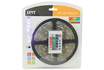 Do it yourself led strip light kit multi coloured amazon do it yourself led strip light kit multi coloured solutioingenieria Images