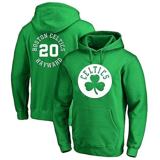 NBA Boston Celtics 20# Hayward Jersey con Capucha para Niños ...