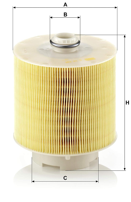 Mann Filter C17137X Air Filter