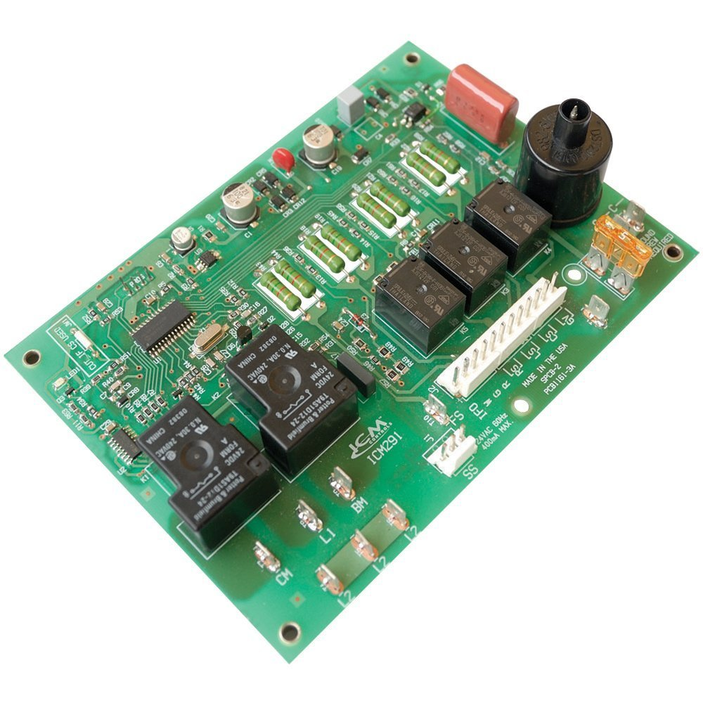 ICM Controls ICM291 Furnace Control Replacement for Carrier LH33WP003/3A Control  Boards: Household Furnace Replacement Parts: Amazon.com: Industrial & ...