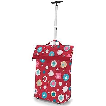 Reisenthel Trolley M Millefleurs Reisetrolley 43 Liter Einkaufstasche Tasche Reisen Möbel & Wohnen
