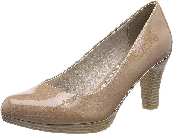 TALLA 40 EU. Marco Tozzi 22409, Zapatos de Tacón para Mujer