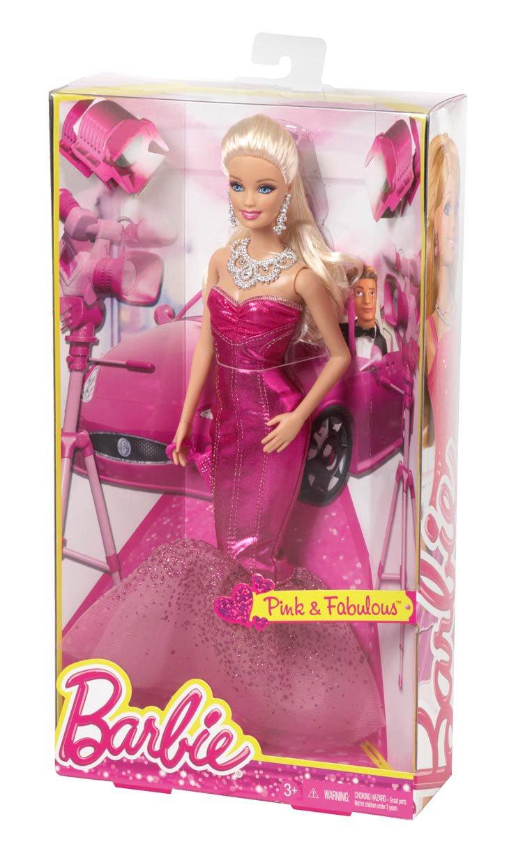 Barbie Mermaid Gown Doll Mattel BFW19