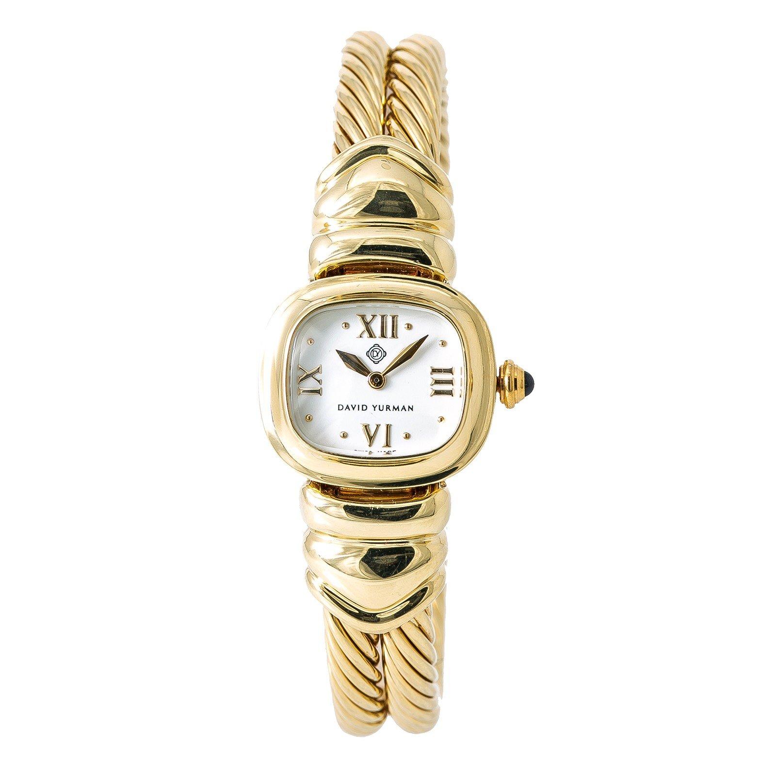 David Yurman Bangle Watch quartz womens Watch T-3833 (Certified Pre-owned) by David Yurman (Image #1)