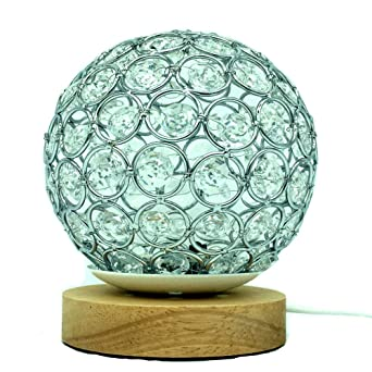 Lámpara de mesa de hilo LED de control remoto USB Lámpara de mesa ...