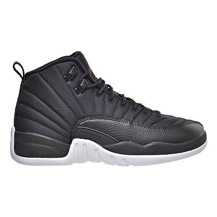 the best attitude ca67e b8356 Buy Air Jordan 12 Retro BG Black Nylon xii Youth Lifestyle ...