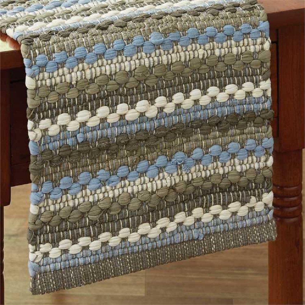 Park Designs Prairie Wood Table Runner Chindi Home Accessories