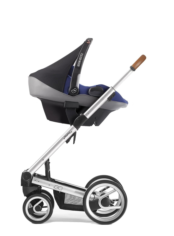 Mutsy Igo Stroller Car Seat Adapter for Maxi-Cosi, Black by Mutsy: Amazon.es: Bebé