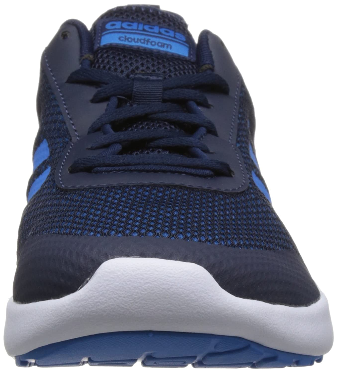 CF Element Race, Chaussures de Running Homme, Bleu (Collegiate Navy/Bright Blue/FTWR White Collegiate Navy/Bright Blue/FTWR White), 44 EUadidas