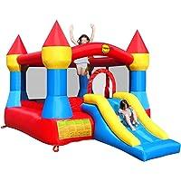 Happy Hop - Bj9017n - Toboggan - Castle Bouncer