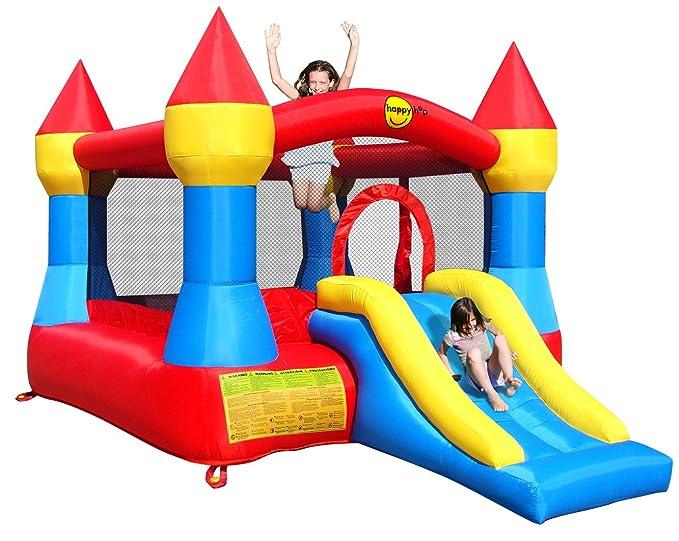 Happy Hop- Castle Bouncer, (BJ9017N)