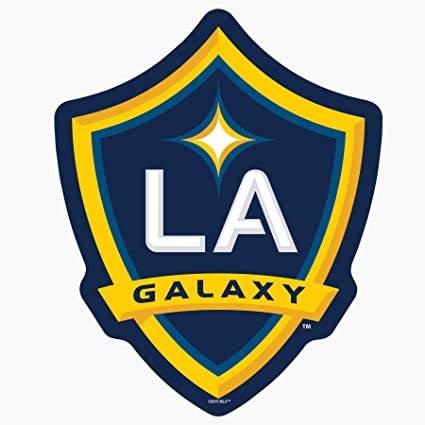 472173206 Buy MLS Los Angeles Galaxy Logo on The Go Go Online at Low Prices in India  - Amazon.in