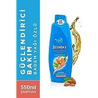 Blendax Badem Yağı Özlü Şampuan, 550 Ml