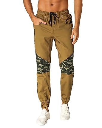 Les loisirs pantalons camouflage de l'outillage de détente wJygZ3G