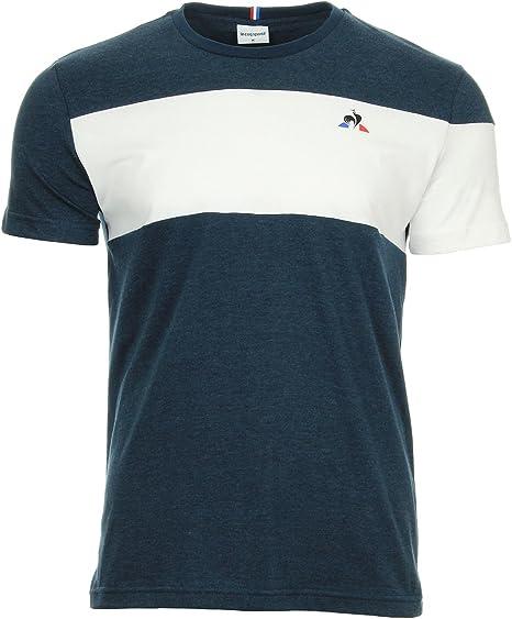 Le Coq Sportif Camiseta de Hombre: Amazon.es: Deportes y aire libre