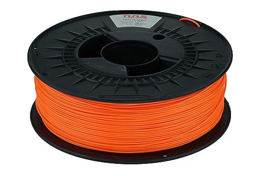 NuNus Materiale di stampa per stampanti 3D arancione