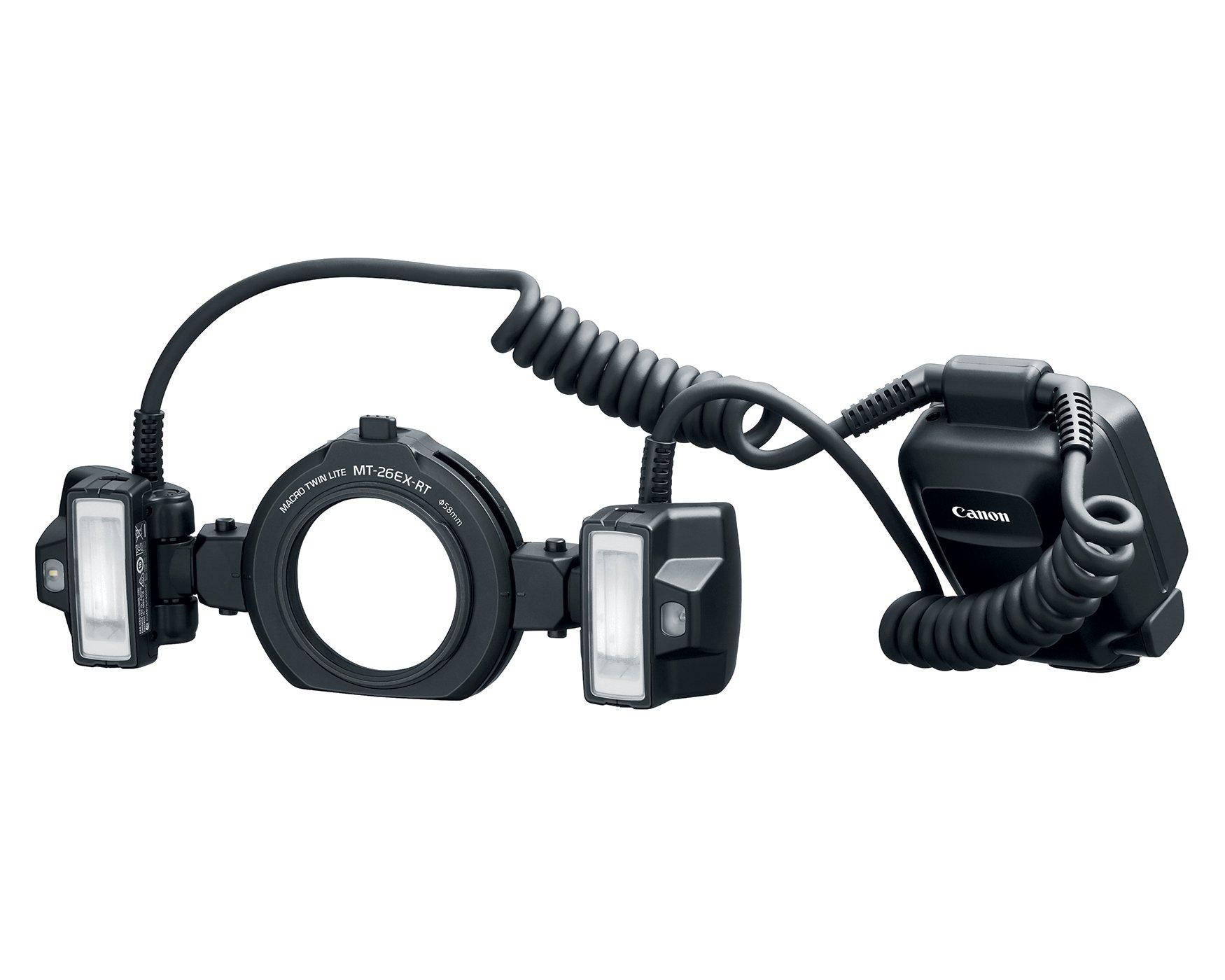Canon Macro Twin Lite Mt-26EX-RT Camera Flash by Canon