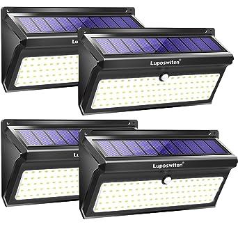 100% QualitäT Solarbeleuchtung Außenbeleuchtung Gartenleuchte Mit Bewegungsmelder Mit 20 Leds SchöN In Farbe Garten & Terrasse Decken- & Wandleuchten