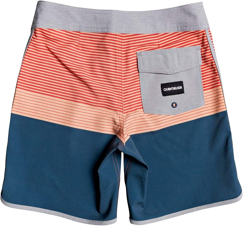 Boardshort pour Gar/çon 8-16 Ans EQBBS03474 Quiksilver Highline New Wave 16