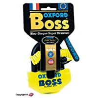 Oxford Moto Boss Super Strong Disque Lock–14mm Shackle