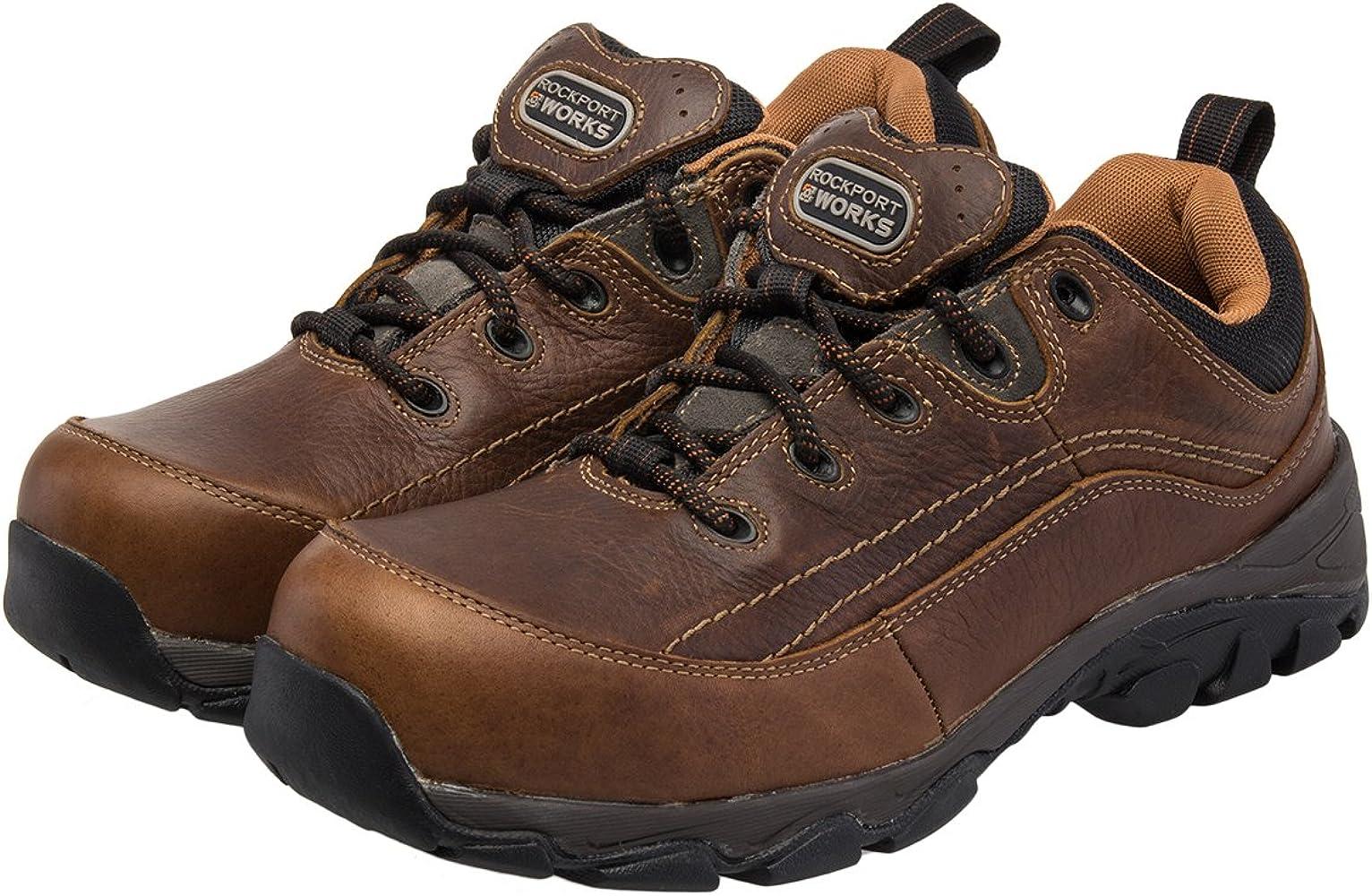Rockport Work Men's RK6100 Work Shoe