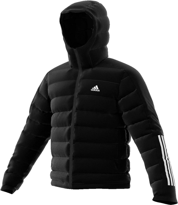 adidas Itavic Herren Jacke mit 3 Streifen: : Bekleidung