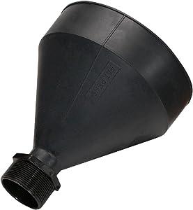 "WirthCo 32400 Funnel King 2"" Thread Polyethylene Drum Funnel - 3 Quart Capacity"