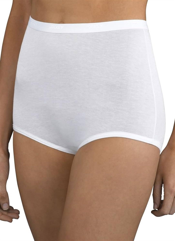 Jockey Women's Underwear -Silks Plus Size Brief at Amazon Women's ...