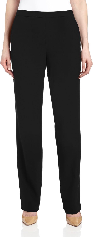 Briggs Women's Pull On Dress Pant Regular Length & Short Length