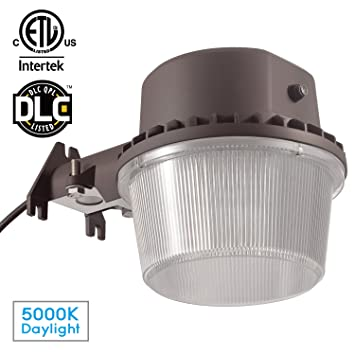 Dusk To Dawn LED Outdoor Barn Light (Photocell Included), 35W (