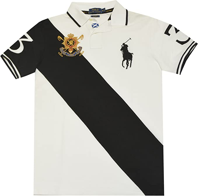 Polo Ralph Lauren para Hombre Custom-fit Blackwatch Colored Sash ...