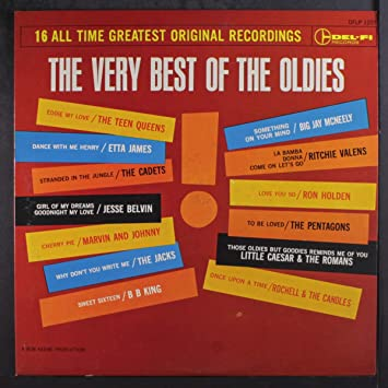 Amazon.com: the very best of the oldies: Music