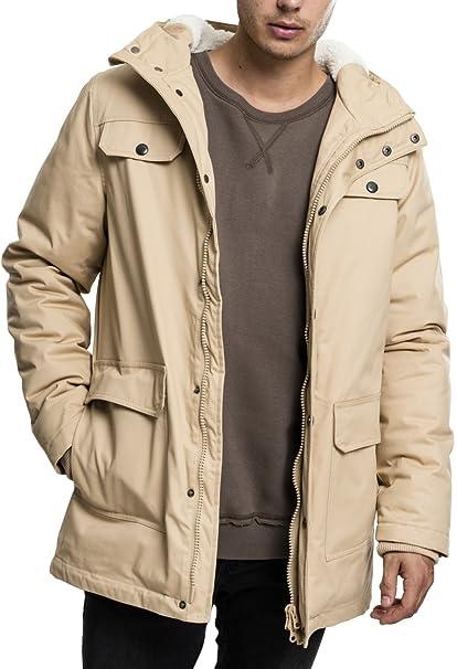 Cotton Urban Abbigliamento it Parka Giacca Classics Heavy Amazon Uomo 66qSREr4