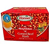 Hormel Mary's Kitchen Corned Beef Hash, 14 ounce, 6 Count