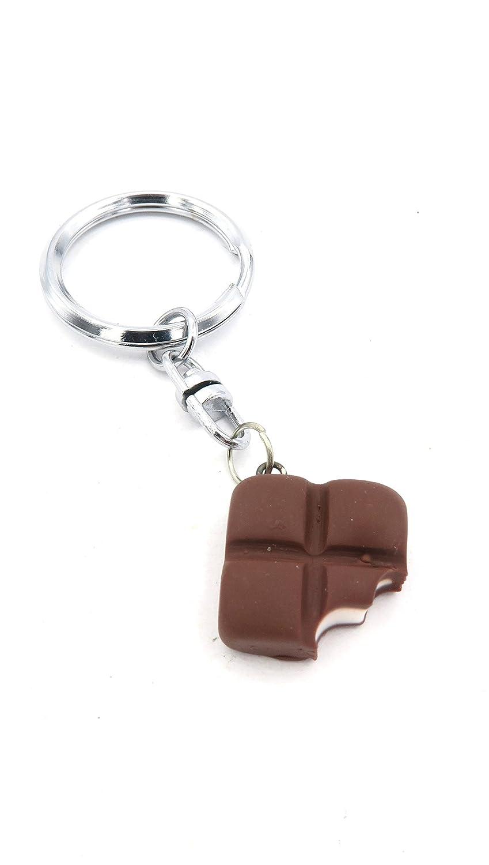 angebissene Chocolate Llavero: Amazon.es: Joyería