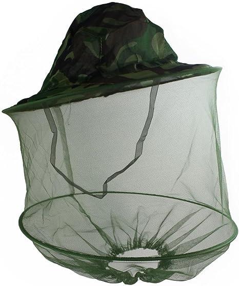 Lifesystems Léger Pop Up Midge et Mosquito head net hat