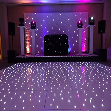14*14 Feet Night Club LED DANCE FLOOR/Twinkling LED Dancing Floor: Amazon.ca: Musical Instruments, Stage & Studio