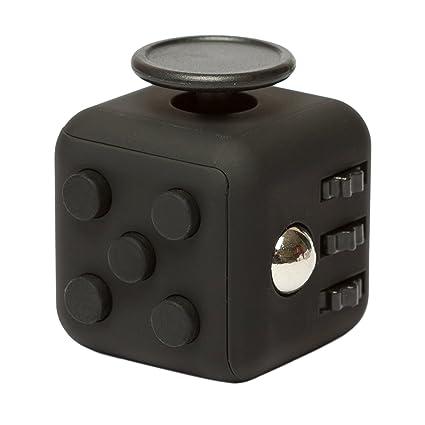 Amazon.com: Cubo de juguete EDC Fidgeter de 6 y 12 lados ...
