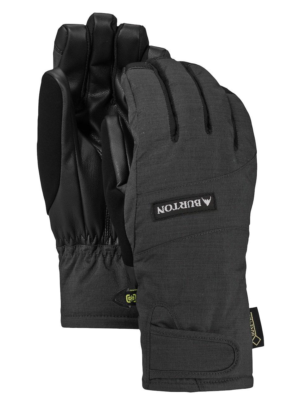 Burton Women's Reverb Gore-Tex Gloves, True Black, Large by Burton