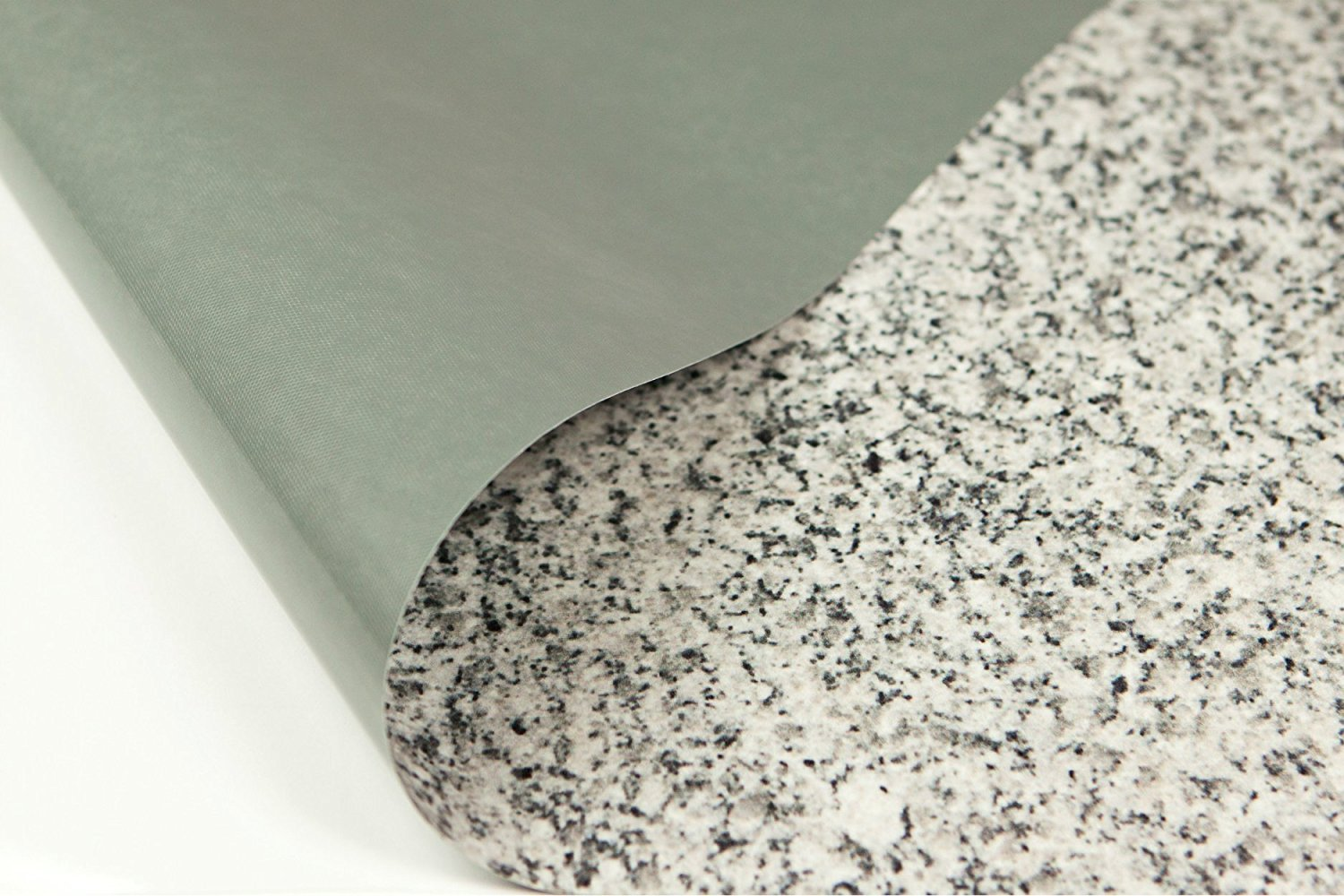 Instant Granite Luna Pearl Counter Top Film 36'' x 144'' Self Adhesive Vinyl Laminate Counter Top Contact Paper Faux Peel and Stick Self Application by Instant Granite (Image #6)