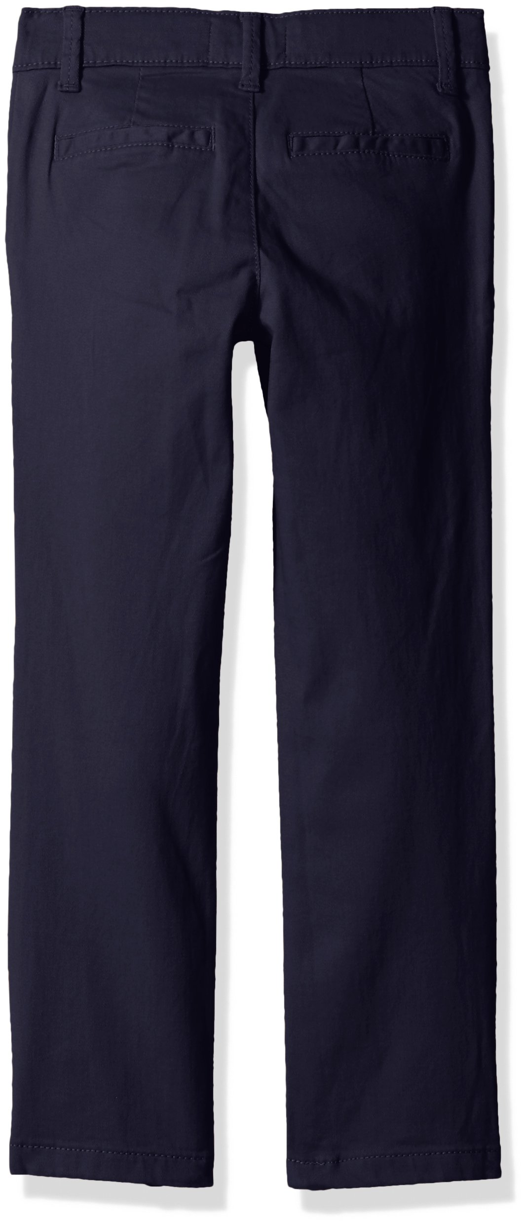 The Children's Place Girls Size' Skinny Uniform Pants, Tidal 4406, 5 Plus by The Children's Place (Image #2)