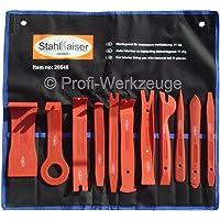 11-unidades Recortar las cuñas-Set paso conjunto de herramientas