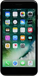 Apple iPhone 7 Plus, 32GB, Jet Black - For AT&T / T-Mobile (Renewed)