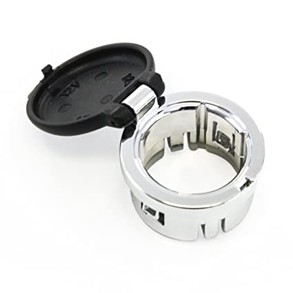 1 Power Outlet Plug Cover Compatible with Silverado Sierra 12v Cigarette  Lighter Retainer Cap